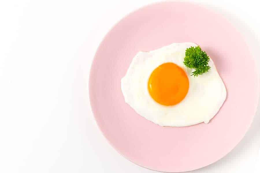 Rezept Ei, Ei… ein Spiegelei