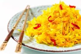 Pikanter Krautsalat wie beim Chinesen