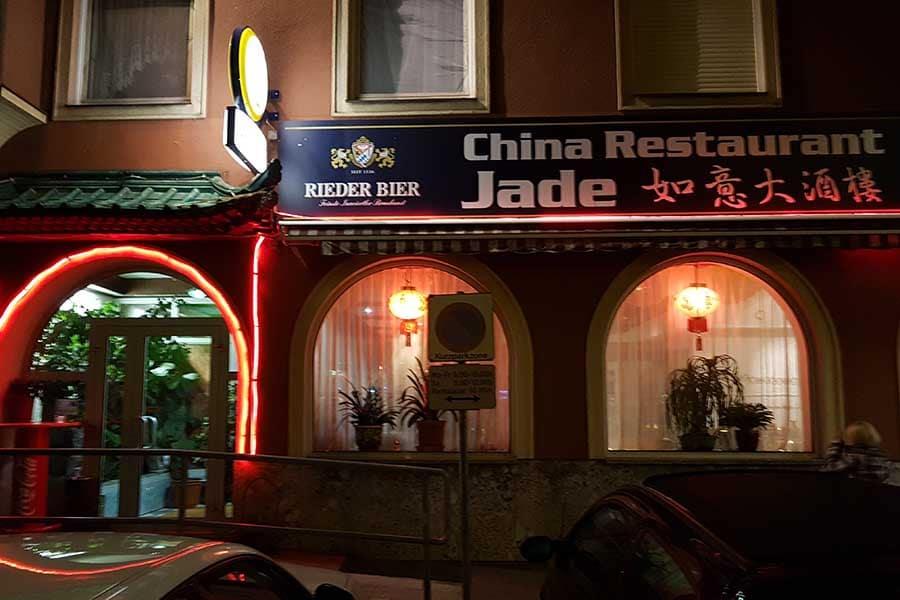 Rezept China Restaurant Jade – 4950 Altheim