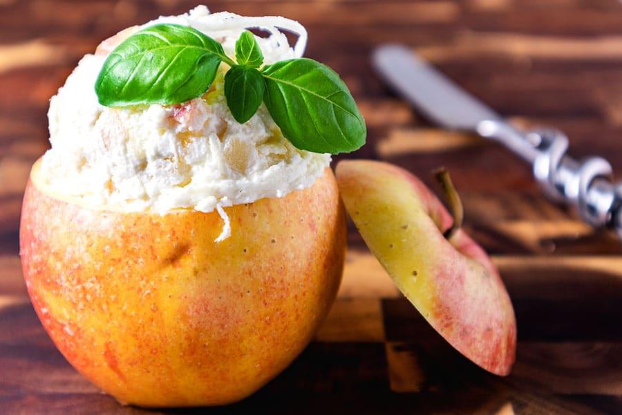 Rezept Apfel Kren Aufstrich