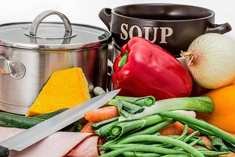 Rezept Gemüsesuppe klar