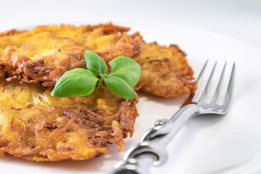 Rezept Kartoffelpuffer