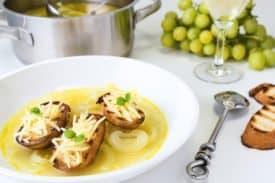 Rezept Zwiebelsuppe nach Paul Bocuse