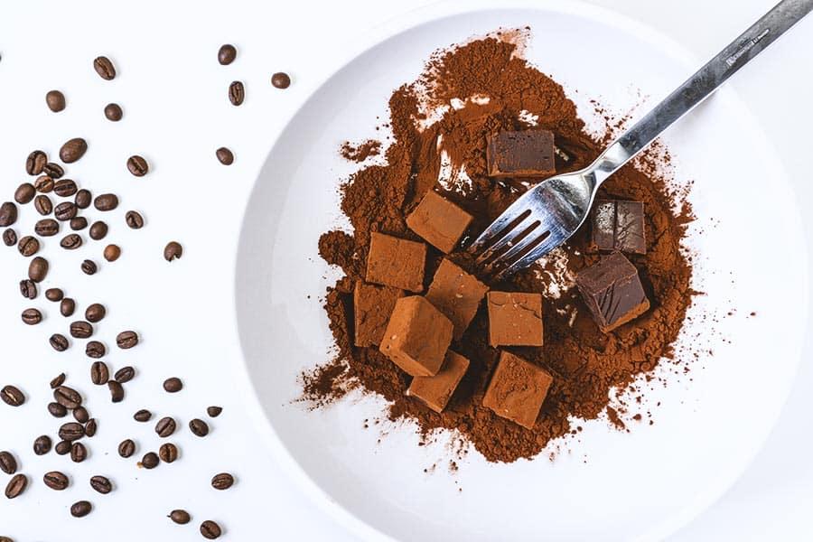 Rezept Espresso Toffee