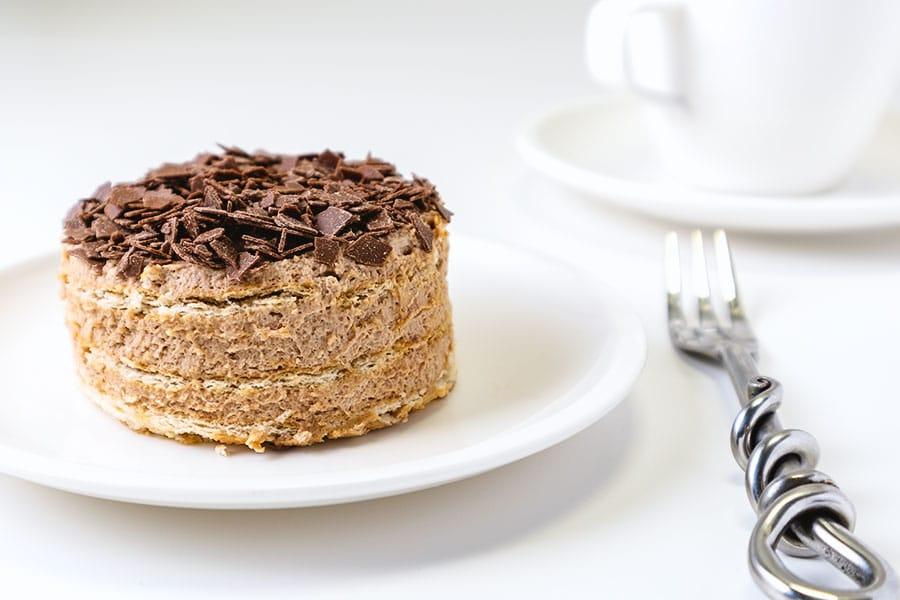 Rezept Keks Nougat Tiramisu