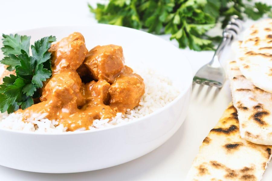 Rezept Indisches Butter Chicken