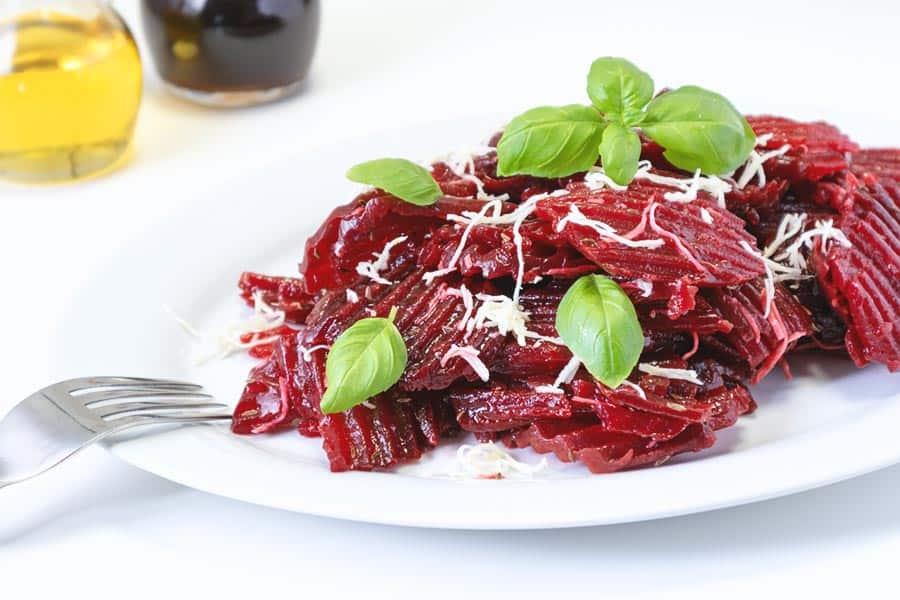 Rezept Marinierter Rote Rüben Salat