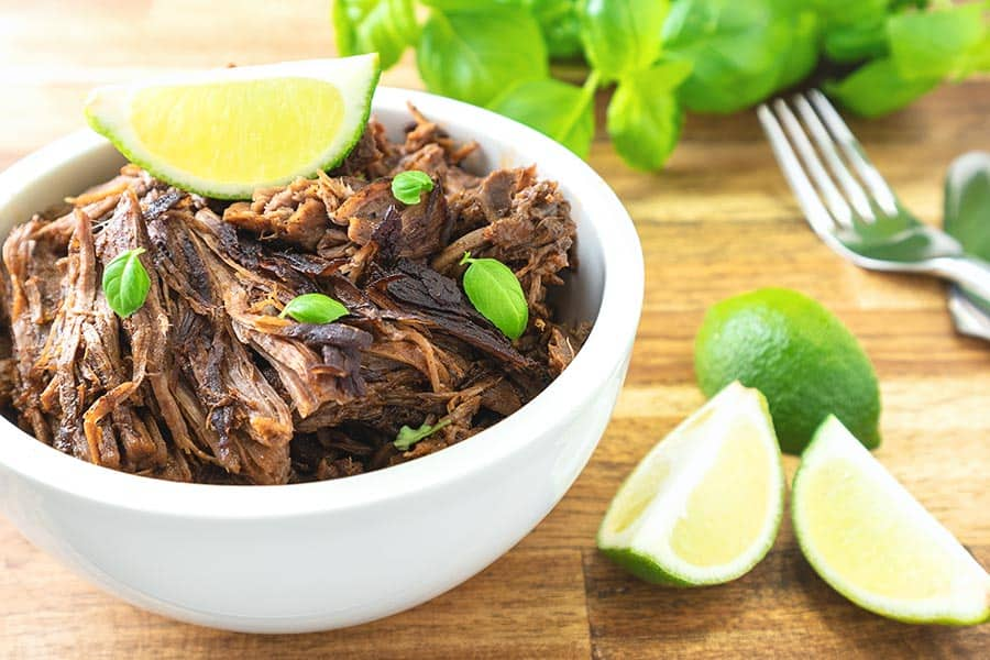 Rezept Pulled Beef