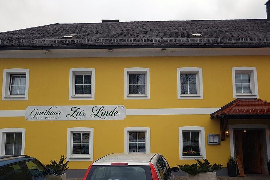 Rezept Gasthof zur Linde – Panholzer – 4442 St. Ulrich bei Steyr