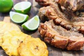 Rezept Chicharrones de Cerdo