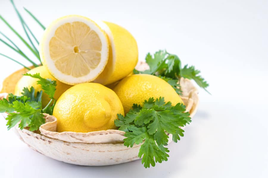 Rezept Essbare Salatschale