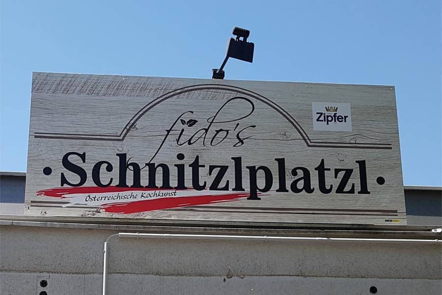 Rezept Fido's Schnitzlplatzl – 4400 Steyr