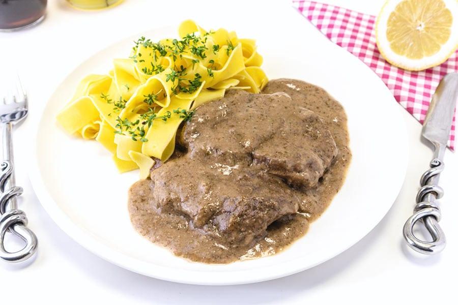 Rezept Majoranfleisch