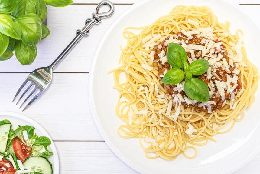 Rezept Pasta Asciutta
