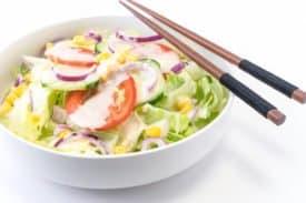Rezept Salatsauce / Salatdressing wie beim Chinesen