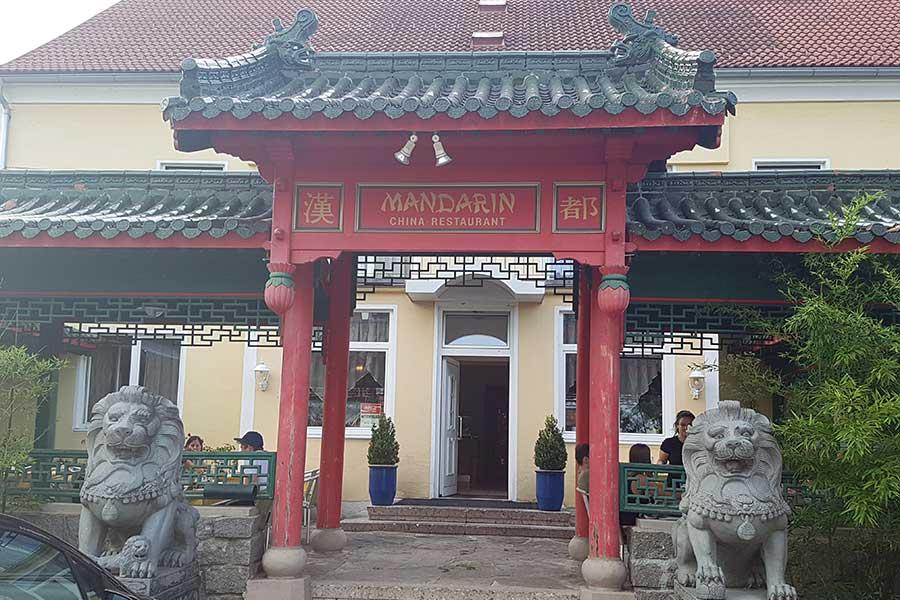 Rezept China Restaurant Mandarin – 4470 Enns