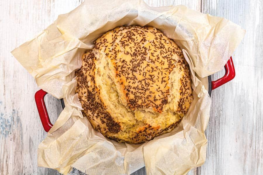 Rezept Brot ohne Kneten