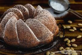 Rezept Mandelkuchen Capri