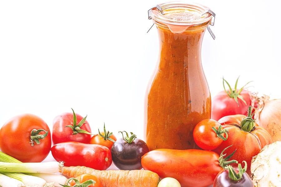 Rezept französische Tomatensauce