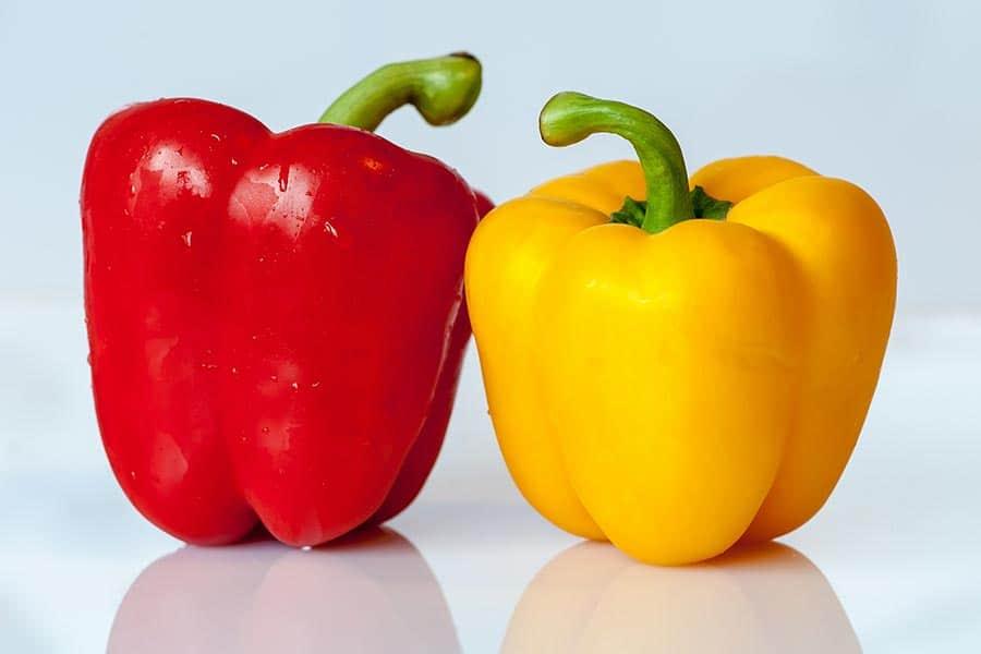 Rezept Paprika