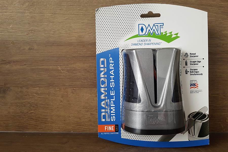 Rezept DMT Simple Sharp Messerschärfer
