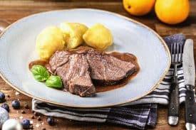 Rezept Geschmorte Rinderbacken