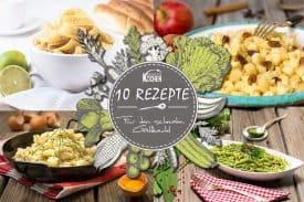 10 Rezepte für den schmalen Geldbeutel