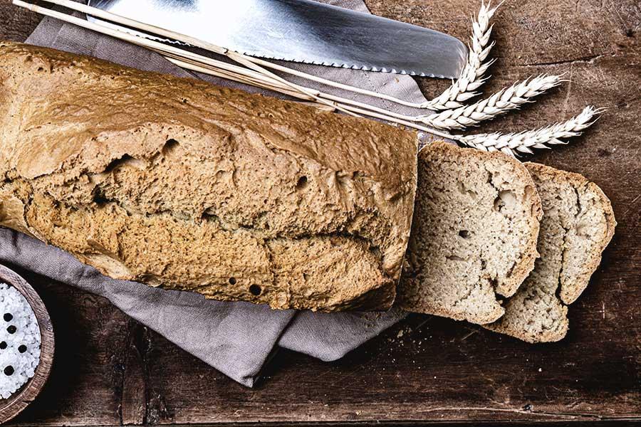 Rezept Brot ohne Hefe