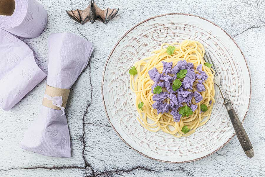 Rezept Spaghetti Klopapieronara