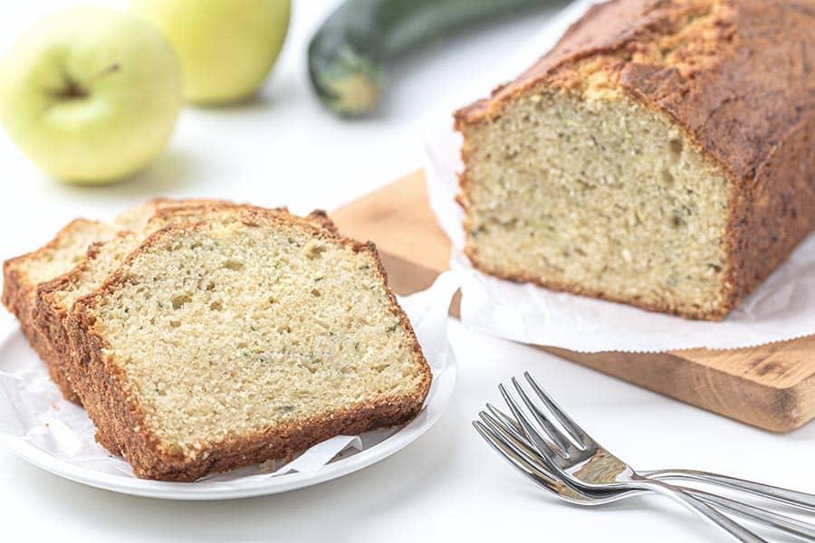 Rezept Apfel Zucchini Kuchen