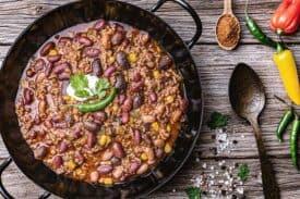 Rezept TexMex Chili con Carne