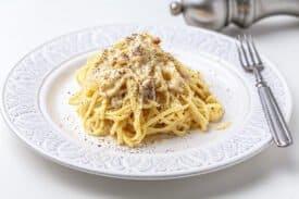 """Meine """"echten"""" Spaghetti Carbonara"""