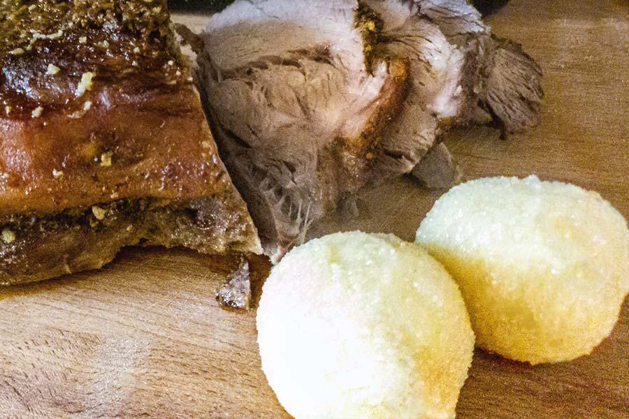 Rezept Kartoffelknödel