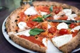 Pizzateig original aus Neapel