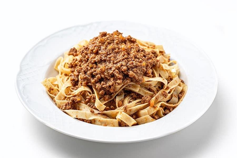 Rezept Die echte, einzig wahre Sauce Bolognese (Ragù alla Bolognese)