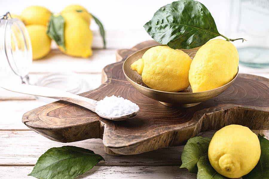 Rezept Marokkanische Salzzitronen selbst einlegen